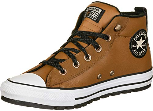 CONVERSE - CT AS Street Mid 166073C - Fauve